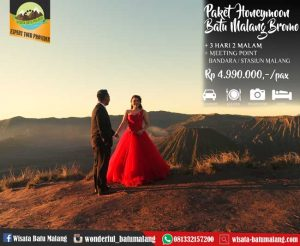 Honeymoon Batu Malang Bromo