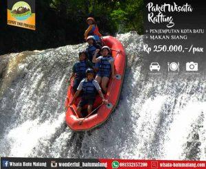 Paket Wisata Rafting