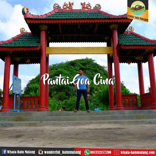 Pantai Goa Cina Paket Wisata Batu Malang Bromo 081332157200