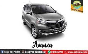 Sewa Mobil Batu Malang Avanza