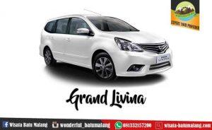 Sewa Mobil Batu Malang Grand Livina