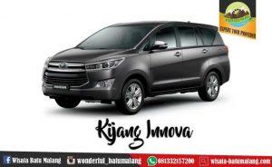 Sewa Mobil Batu Malang Innova