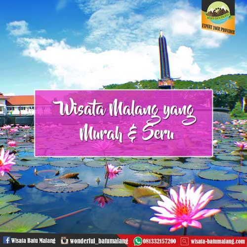 Wisata Di Malang Yang Murah Seru Paket Wisata Batu Malang Bromo 081332157200