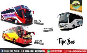 Sewa Bus Batu Malang