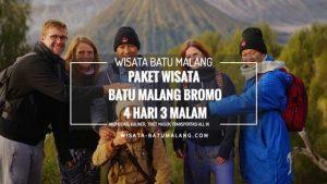 Paket Wisata Batu Malang Bromo 4 hari 3 Malam 2020 terbaru ...