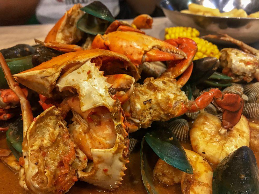 Restoran Seafood enak di malang
